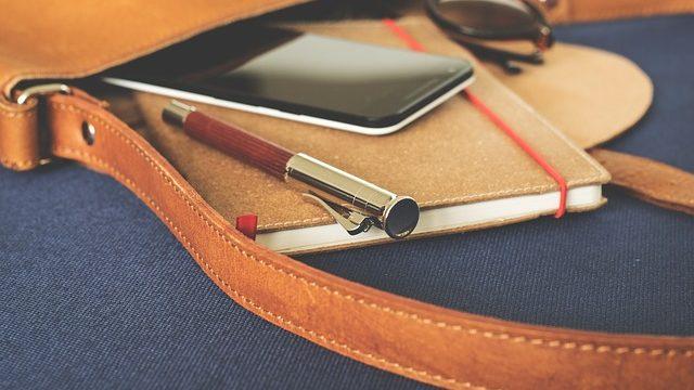 文房具と手帳